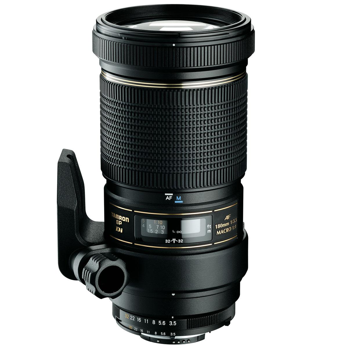 Tamron SP AF 180mm F/3.5 Di LD Macro, Nikon объектив