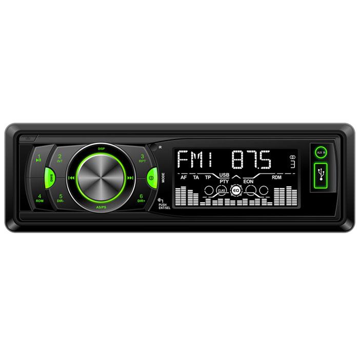 Supra SFD-1224U, Black автомагнитола MP3 ( SFD-1224U )