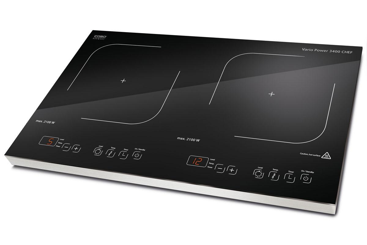 CASO Vario Power 3400 Chef настольная индукционная плитка