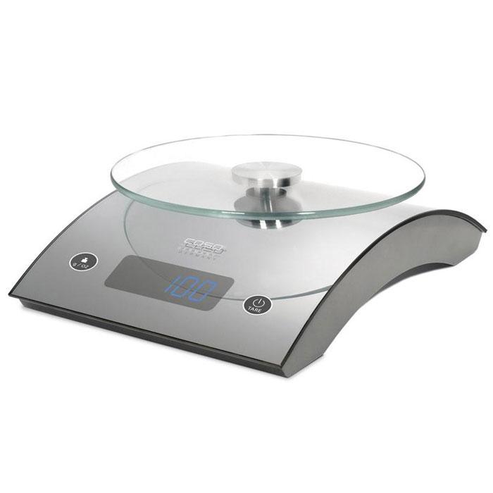CASO C 5 кухонные весыC 5Элегантные дизайнерские кухонные весы CASO С 5 с корпусом из нержавеющей стали и стеклянной платформой идеально подойдут как для вашей кухни так и для офиса. CASO С 5 ваш не заменимый помошник при взвешивании любых продуктов или материалов. Очень точный сенсор нагрузки и немецкое качество делают эти весы обязательной покупкой!