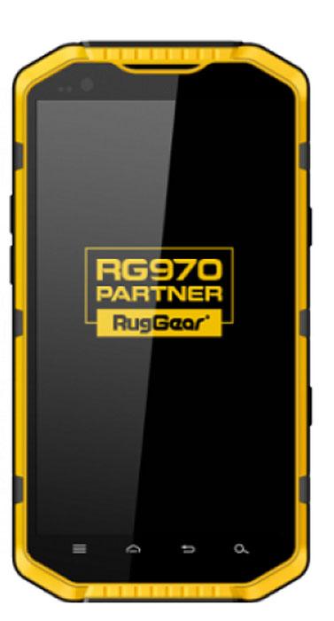 RugGear RG 970 Partner, Yellow BlackRG 970Этот мощный красавец-смартфон, бескомпромиссный по прочности, но в то же время тонкий, легкий и комфортный задает новую планку в категории защищенных мобильных устройств. Практически «планшетный» по размерам экран обеспечивает потрясающее удобство в использовании. Теперь поклонникам экстрима и знатокам правильных мужских гаджетов не надо искать компромисс между технически навороченным, умным смартфоном и неубиваемой трубкой «на любую погоду». Эти, казалось бы, несовместимые раньше понятия соединяет в себе RG970. В арсенале новой модели – максимальный класс защиты корпуса от воды и микрочастиц IP68, мощная батарея, слоты для двух SIM-карт, ОС Android 4.1.2 и многие другие свойства, без которых немыслим смартфон марки RugGear. Из нового и, несомненно, дающего убедительные преимущества модели RG970: тонкий (15 мм) и элегантный, но в то же время мужественный корпус и главное – огромный 5,3-дюймовый дисплей. При этом, несмотря на такие впечатляющие размеры...