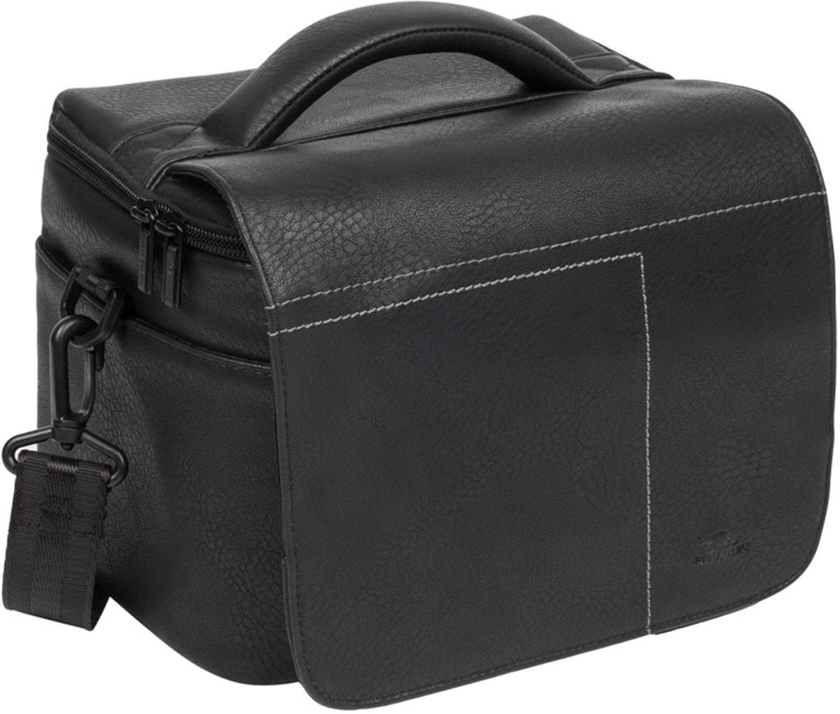Riva 7613 SLR Case, Black сумка для зеркальной фотокамеры
