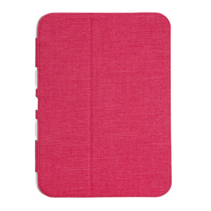 Case Logic FSG-1103 чехол для Galaxy Tab 3 10.1, PinkCL_TPC_FSG-1103PICase Logic FSG-1103 - стильный тонкий чехол-книжка. Формованная задняя часть чехла точно повторяет форму Samsung Galaxy Tab 3 10.1. Широкий диапазон угла наклона планшета позволяет выбрать оптимальное положение. Жесткая платформа обеспечивает устойчивость при любых углах просмотра. Обеспечивает свободный доступ ко всем разъемам и камерам устройства.