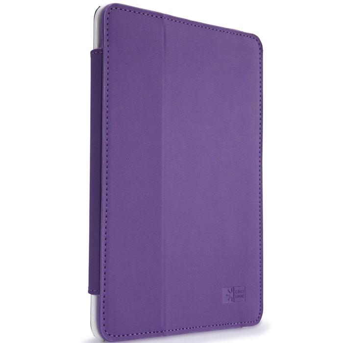 Case Logic IFOLB-307 чехол для iPad mini Retina, PurpleCL_TPC_IFOLB-307PУльтратонкий чехол Case Logic IFOLB-307 создан специально для iPad mini и имеет уникальную гладкую поверхность и яркую цветовую палитру. Если вам необходимо сделать заметку или посмотреть фильм, чехол легко настраивается под нужный вам угол обзора. Мягкий внутренний материал обеспечивает полную защиту экрана от царапин, грязи и пыли, когда чехол закрыт.