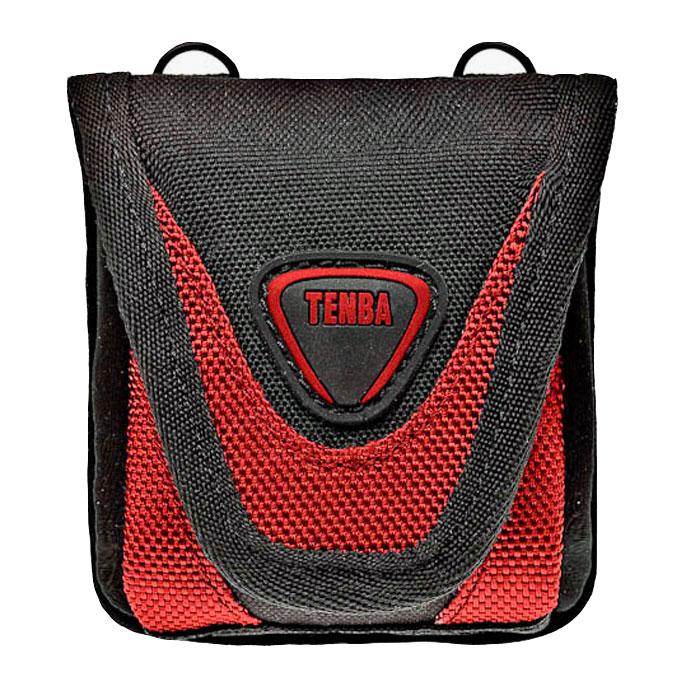 Tenba Mixx Pouch Small, Red чехол для фотокамерыEP-010911Чехол Tenba Mixx Pouch Small прекрасно подходит для защиты и хранения небольших цифровых фотокамер. Вы можете носить его на поясе или с наплечным ремнем. В чехол помещаются компактная цифровая фотокамера, дополнительный аккумулятор и карта памяти.