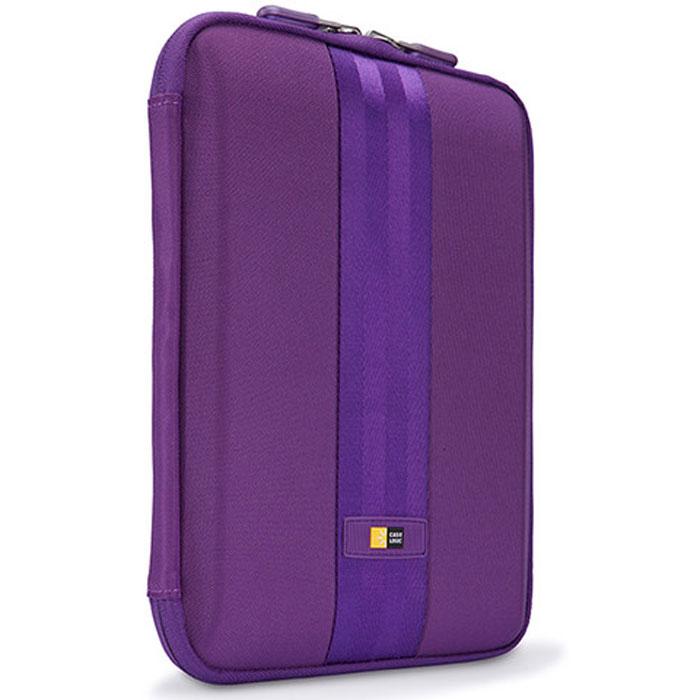 Case Logic QTS-210 чехол для планшета 9-10.1, PurpleCL_TPC_QTS-210PГде бы вы ни работали, отдыхали или играли на своем планшете — жесткий, надежный и практичный чехол Case Logic QTS-210 чехол для планшета 9-10.1 подойдет везде! Усиленная откидная подставка Velcro будет удерживать планшет в любых удобных для вас положениях с наилучшем углом обзора, даже когда вы держите его на коленях или находитесь в постели. Продуманное расположение молнии позволяют открыть чехол, перекинуть крышку на тыльную сторону и снова закрыть на молнию, предоставив свободный доступ к планшету.