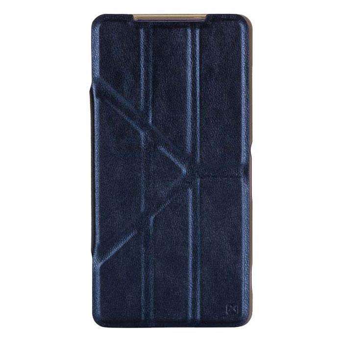 Nexx Smarts чехол для Sony Xperia Z2, BlueNX-MB-ST-302DBЗащитный чехол Nexx Smarts для Sony Xperia Z2. Коллекция чехлов SMARTS сочетает в себе функциональность и надежность. Особенностью чехла является его способность принимать форму Вашего смартфона и сливаться с ним воедино, практически не увеличивая вес и габариты. Конструкция крышки чехла со встроенными магнитами позволяет разместить смартфон в удобном положении.