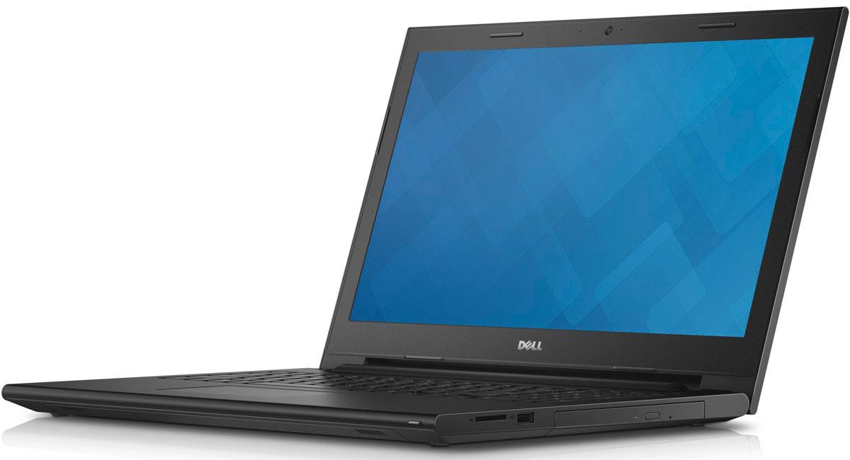 Dell Inspiron 3541 (8529), Black3541-8529Dell Inspiron 3541 (8529) - универсальный ноутбук, оснащенный новым процессором от AMD с экраном размером 15,6 дюймов. Устройство имеет классический дизайн и выполнено в текстурированном пластиковом корпусе черного цвета. Надежная производительность: Выполняйте ваши повседневные задачи — от поиска в Интернете до редактирования видео — с помощью процессоров AMD с возможностью регулирования мощности. Опциональная дискретная графическая плата 2 ГБ позволяет выполнять еще больше сложных задач без ущерба производительности. Расширенные возможности высокой четкости: Расслабьтесь и смотрите любимые телепрограммы, подключайтесь к любимым веб-сайтам и делайте многое другое с помощью широкого экрана высокой четкости, который могут использовать несколько человек одновременно. Четкие детали и насыщенные цвета при просмотре видеозаписей, фотографий и многого другого. Встроенный дисковод DVD-дисков: Записывайте любимые композиции,...