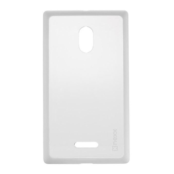 Nexx Zero чехол для Nokia XL, WhiteNX-MB-ZR-602WТонкий прозрачный чехол Nexx Zero для Nokia XL. Дизайн разработан специально для тех, кто стремится сохранить индивидуальность своего смартфона и обеспечить ему достойную защиту. Тонкий, почти невесомый чехол станет неотъемлемой частью вашего телефона, а насыщенные цвета сделают ваш образ по-летнему ярким.