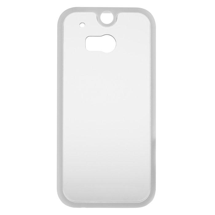 Nexx Zero чехол для HTC M8, WhiteNX-MB-ZR-501WТонкий прозрачный чехол Nexx Zero для HTC One M8. Дизайн разработан специально для тех, кто стремится сохранить индивидуальность своего смартфона и обеспечить ему достойную защиту. Тонкий, почти невесомый чехол станет неотъемлемой частью вашего телефона, а насыщенные цвета сделают ваш образ по-летнему ярким.