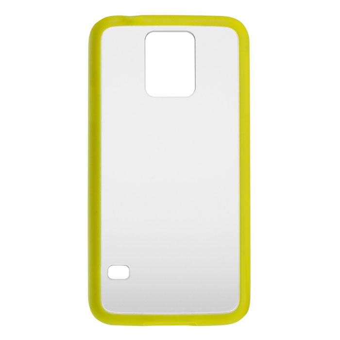 Nexx Zero чехол для Samsung Galaxy S5 mini, YellowNX-MB-ZR-218-YLТонкий прозрачный чехол Nexx Zero для Samsung Galaxy S5 mini. Дизайн разработан специально для тех, кто стремится сохранить индивидуальность своего смартфона и обеспечить ему достойную защиту. Тонкий, почти невесомый чехол станет неотъемлемой частью вашего телефона, а насыщенные цвета сделают ваш образ по- летнему ярким.
