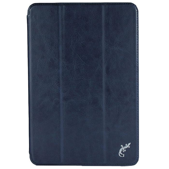 G-Case Slim Premium чехол для Samsung Galaxy Tab A 8.0, Dark BlueGG-586Чехол G-Case Slim Premium для Samsung Galaxy Tab A 8.0 - это стильный и лаконичный аксессуар, позволяющий сохранить устройство в идеальном состоянии. Надежно удерживая технику, обложка защищает корпус и дисплей от появления царапин, налипания пыли. Имеет свободный доступ ко всем разъемам устройства.