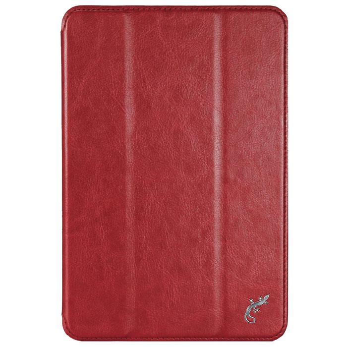G-Case Slim Premium чехол для Samsung Galaxy Tab A 8.0, RedGG-583Чехол G-Case Slim Premium для Samsung Galaxy Tab A 8.0 - это стильный и лаконичный аксессуар, позволяющий сохранить устройство в идеальном состоянии. Надежно удерживая технику, обложка защищает корпус и дисплей от появления царапин, налипания пыли. Имеет свободный доступ ко всем разъемам устройства.
