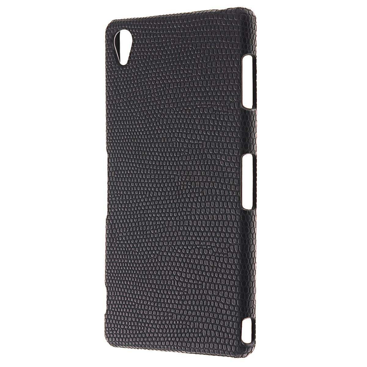 Nexx Wild чехол для Sony Xperia Z3, Dark GreyNX-MB-WD-304-DGNexx Wild - аутентичный экзотический чехол для вашего смартфона. Приятная на ощупь текстура и классические цвета оставят приятное впечатление и подчеркнут ваш особый стиль. Чехол выполнен из качественных материалов и обеспечивает свободный доступ ко всем разъемам устройства.