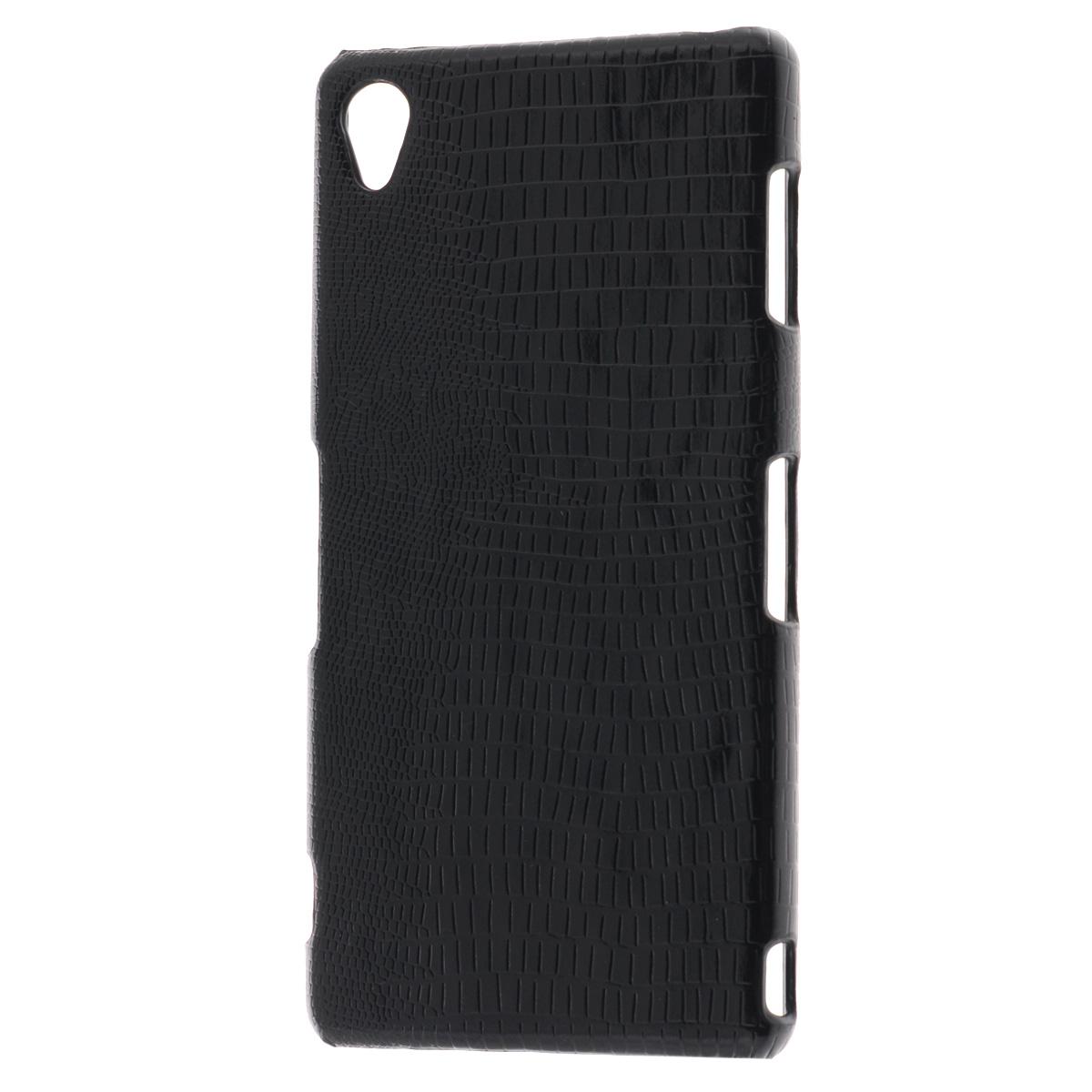 Nexx Wild чехол для Sony Xperia Z3, BlackNX-MB-WD-304-BKNexx Wild - аутентичный экзотический чехол для вашего смартфона. Приятная на ощупь текстура и классические цвета оставят приятное впечатление и подчеркнут ваш особый стиль. Чехол выполнен из качественных материалов и обеспечивает свободный доступ ко всем разъемам устройства.