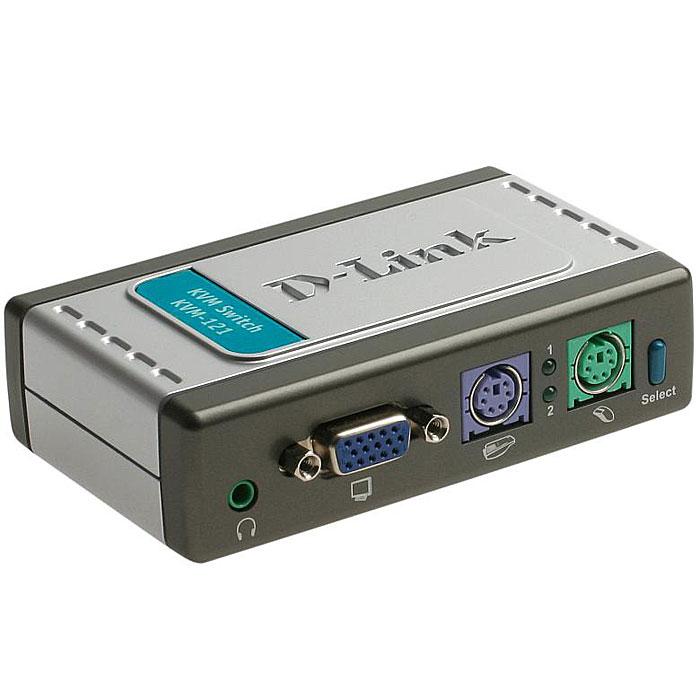 D-Link KVM-121 переключательKVM-121Двухпортовый переключатель KVM (клавиатура, монитор и мышь) является экономически эффективным решением для дома и офиса. KVM-121 позволяет пользователям управлять двумя компьютерами при помощи одной клавиатуры, мыши и монитора. Переключатель оборудован аудиоразъемом, обеспечивая возможность передачи звука. Экономически эффективное решение для пользователей ПК: Подключив KVM-121, вы получаете возможность управления двумя компьютерами при помощи одной клавиатуры, монитора и мыши, экономя средства на приобретение дополнительного оборудования и сохраняя свободное рабочее пространство. В комплекте с устройством поставляется два комплекта KVM-кабелей. Многофункциональность: KVM-121 производит эмуляцию каждого подключенного к нему компьютера и использует для интеллектуального управления KVM-портами встроенный микропроцессор, что позволяет одновременно управлять подключенными компьютерами. Автосканирование, звуковая сигнализация и поддержка...