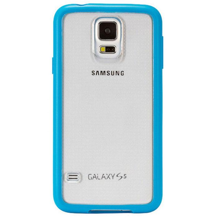 Nexx Zero чехол для Samsung Galaxy S5, Light Blue