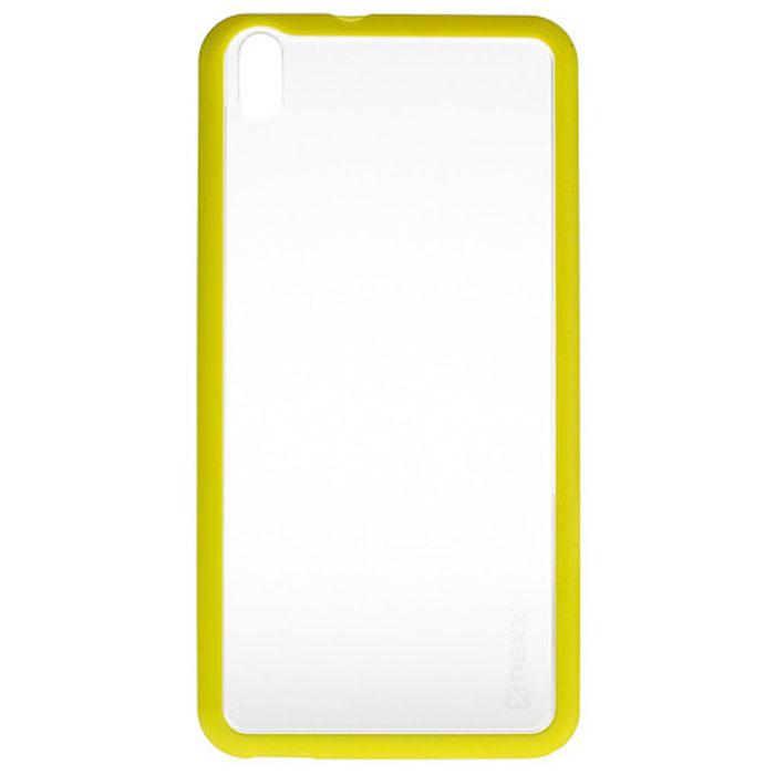 Nexx Zero чехол для HTC Desire 816, YellowNX-MB-ZR-500YТонкий прозрачный чехол Nexx Zero для HTC Desire 816. Дизайн разработан специально для тех, кто стремится сохранить индивидуальность своего смартфона и обеспечить ему достойную защиту. Тонкий, почти невесомый чехол станет неотъемлемой частью вашего телефона, а насыщенные цвета сделают ваш образ по-летнему ярким. Обеспечивает свободный доступ ко всем разъемам и клавишам устройства.