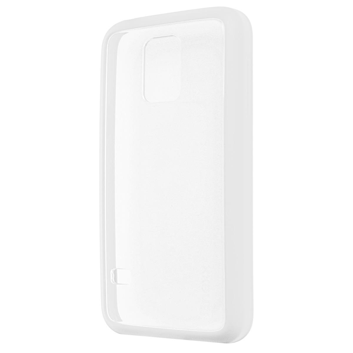 Nexx Zero чехол для Samsung Galaxy S5, WhiteNX-MB-ZR-202WТонкий прозрачный чехол Nexx Zero для Samsung Galaxy S5. Дизайн разработан специально для тех, кто стремится сохранить индивидуальность своего смартфона и обеспечить ему достойную защиту. Тонкий, почти невесомый чехол станет неотъемлемой частью вашего телефона, а насыщенные цвета сделают ваш образ по-летнему ярким.