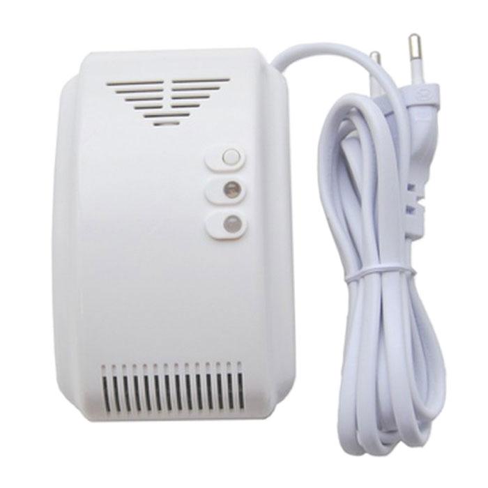 Sapsan GL-01 датчик утечки газаGL-01Датчик утечки газа Sapsan GL-01 предназначен для контроля утечки газа в охраняемом помещении и формирования извещения об этом событии. При наличии в контролируемом помещении опасной концентрации газа датчик формирует сигнал тревоги, передаваемый по шлейфу либо по радиоканалу, сопровождаемый звуковой сигнализацией. Может использоваться как штатная единица в составе охранной системы, а также как автономное устройство оповещения о предельно-допустимой концентрации газа. Соответствует стандарту GB15322.2-2003 Сенсор повышенной чувствительности Авто-сброс системы после уменьшения концентрации газа Контроль природного газа Контроль сжиженного углеводородного газа