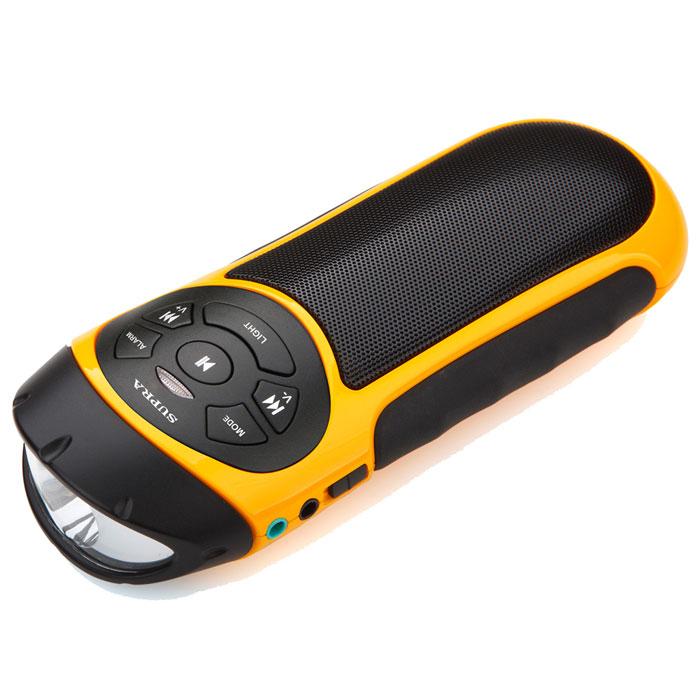 Supra PAS-6277, Yellow портативная акустическая система