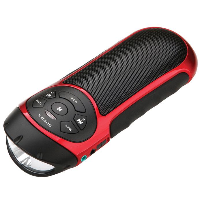 Supra PAS-6277, Red портативная акустическая система