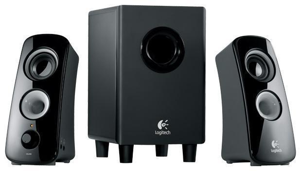 Logitech Z323 акустическая система (980-000356)