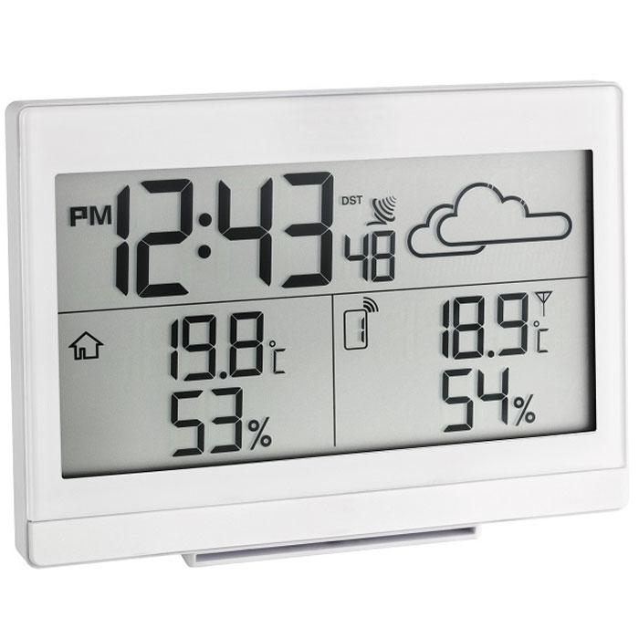 TFA Casa 35.1135, White цифровая метеостанция