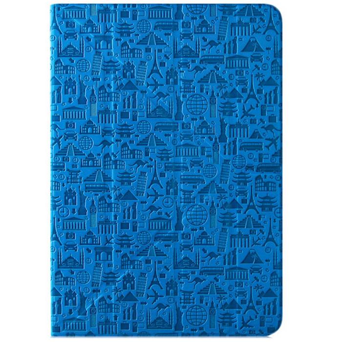 Canyon CNS-C24UT7 Life is чехол для устройств 7, Blue NavyCNS-C24UT7BNУниверсальный чехол Canyon CNS-C24UT7 Life is совместим практически со всеми планшетами и электронными книгами диагональю 7 дюймов. Отличительной особенностью его удивительного дизайна является малая толщина и стильные цвета. Силиконовые держатели надёжно зафиксируют ваш планшет. Характерной особенностью этого чехла является складная обложка с возможностью установки планшета в вертикальном положении для комфортного просмотра фильмов и интернет сёрфинга.