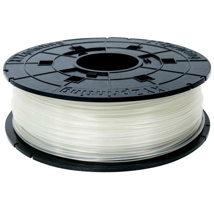 XYZ пластик PLA в катушке, Nature 1,75 ммRFPLAXEU08AПластик PLA от XYZ Printing долговечный и очень прочный полимер, ударопрочный, эластичный и стойкий к моющим средствам и щелочам. Один из лучших материалов для печати на 3D принтере. Пластик не имеет запаха и не является токсичным. Температура плавления 215-250°C. PLA пластик для 3D-принтера применяется в деталях автомобилей, канцелярских изделиях, корпусах бытовой техники, мебели, сантехники, а также в производстве игрушек, сувениров, спортивного инвентаря, деталей оружия, медицинского оборудования и прочего.