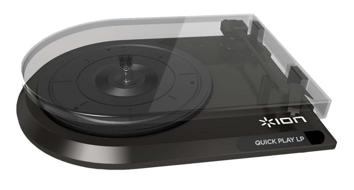 ION Audio Quick Play LP виниловый проигрыватель ( IONquick )