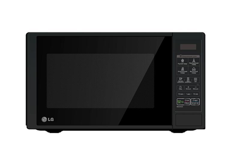 LG MS-2342DB СВЧ-печь