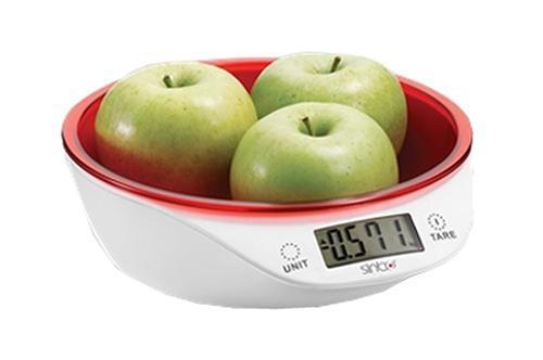 Sinbo SKS 4521, Red весы кухонныеSKS 4521Sinbo SKS-4521 - это кухонные весы, которые станут незаменимым помощником на вашей кухне. Данная модель позволит не ошибиться при взвешивании или дозировании продуктов, а если вы на диете, то даст возможность правильно приготовить пищу, следуя рецепту. Если вы решили ввести на своей кухне режим строгой экономии или же хотите готовить пищу строго по рецепту, то вам на помощь придут кухонные весы Sinbo SKS 4521, которые взвесят что угодно с идеальной точностью в пределах до 5 кг. Безупречных результатов при взвешивании позволяет добиться шагомер с минимальной отсечкой в 1 грамм. Модель оборудована платформой в форме лотка, в котором удобно разместить любые продукты в независимости от их консистенции, ЖК-дисплеем с интуитивно понятным интерфейсом, а также функциями тара и автоотключение, которые значительно расширяют функциональную составляющую устройства.