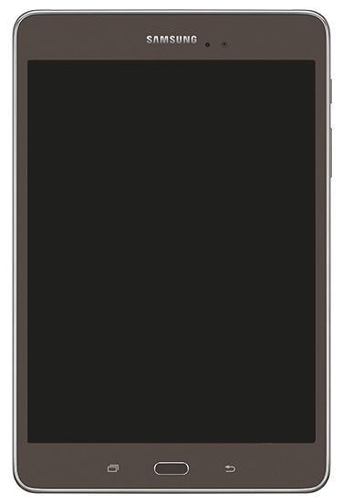 Samsung SM-T350 Galaxy Tab A 8.0 Wi-Fi 16GB, Black