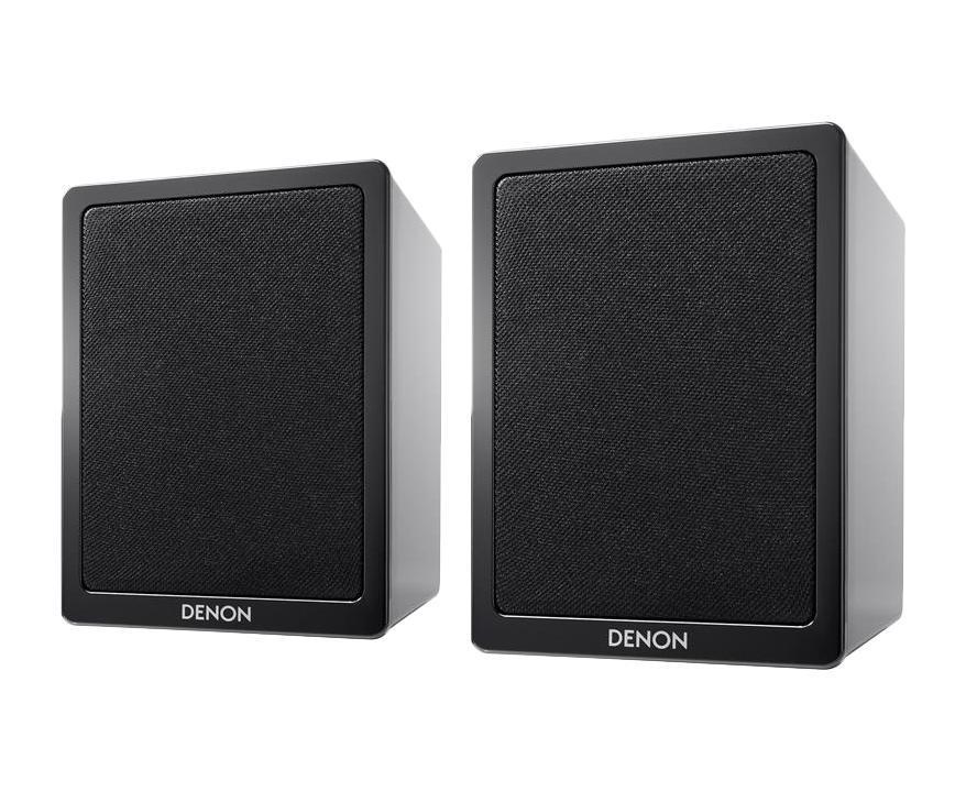 Denon SC-N4, Black полочная АС