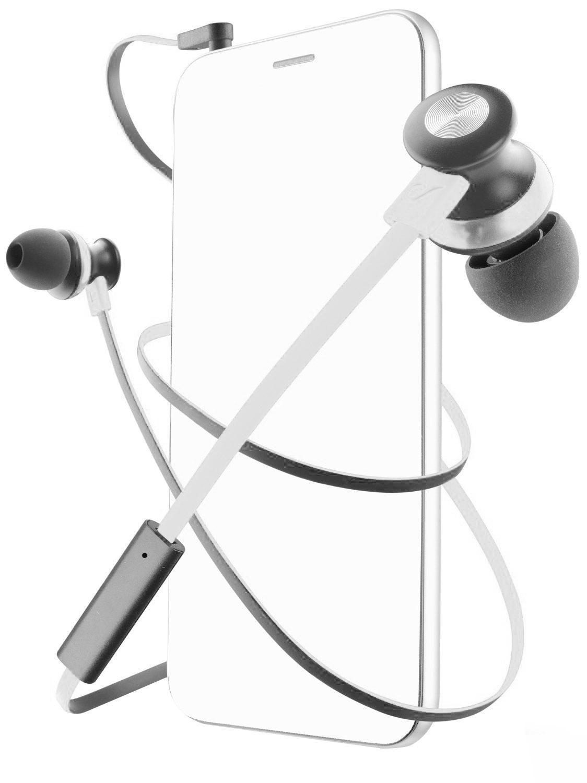 Cellular Line Bug проводная гарнитура, White (23045)BUG2Универсальная и легкая проводная стерео гарнитура Stereo Clear Bug гарантирует идеальное качество звука и насыщенное звучание благодаря глубоким низким частотам. Гарнитура обеспечивает максимальную практичность, благодаря зажиму с двойным слотом. Идеальное сочетание цены и качества.