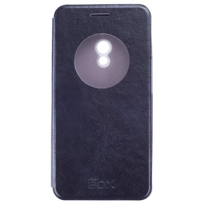 Skinbox Lux AW чехол для Asus ZenFone 5, BlackT-S-AZF5-004Skinbox Lux AW для Asus ZenFone 5 обеспечивает надежную защиту смартфона и надежно оберегает его от механических повреждений. Чехол выполнен из искусственной кожи и высокого качества с приятной на ощупь текстурой, а форма открывает свободный доступ ко всем разъемам и элементам вашего устройства.