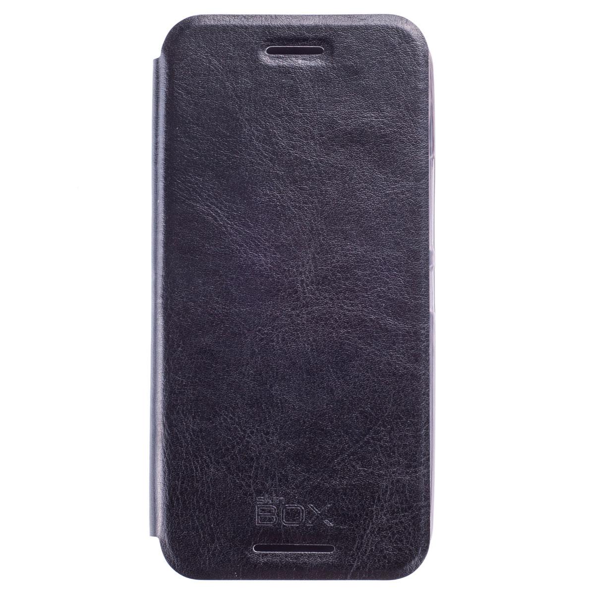 Skinbox Lux чехол для HTC One M9, BlackT-S-HOM9-003Чехол Skinbox Lux выполнен из высококачественного поликарбоната и экокожи. Он обеспечивает надежную защиту корпуса и экрана смартфона и надолго сохраняет его привлекательный внешний вид. Чехол также обеспечивает свободный доступ ко всем разъемам и клавишам устройства.