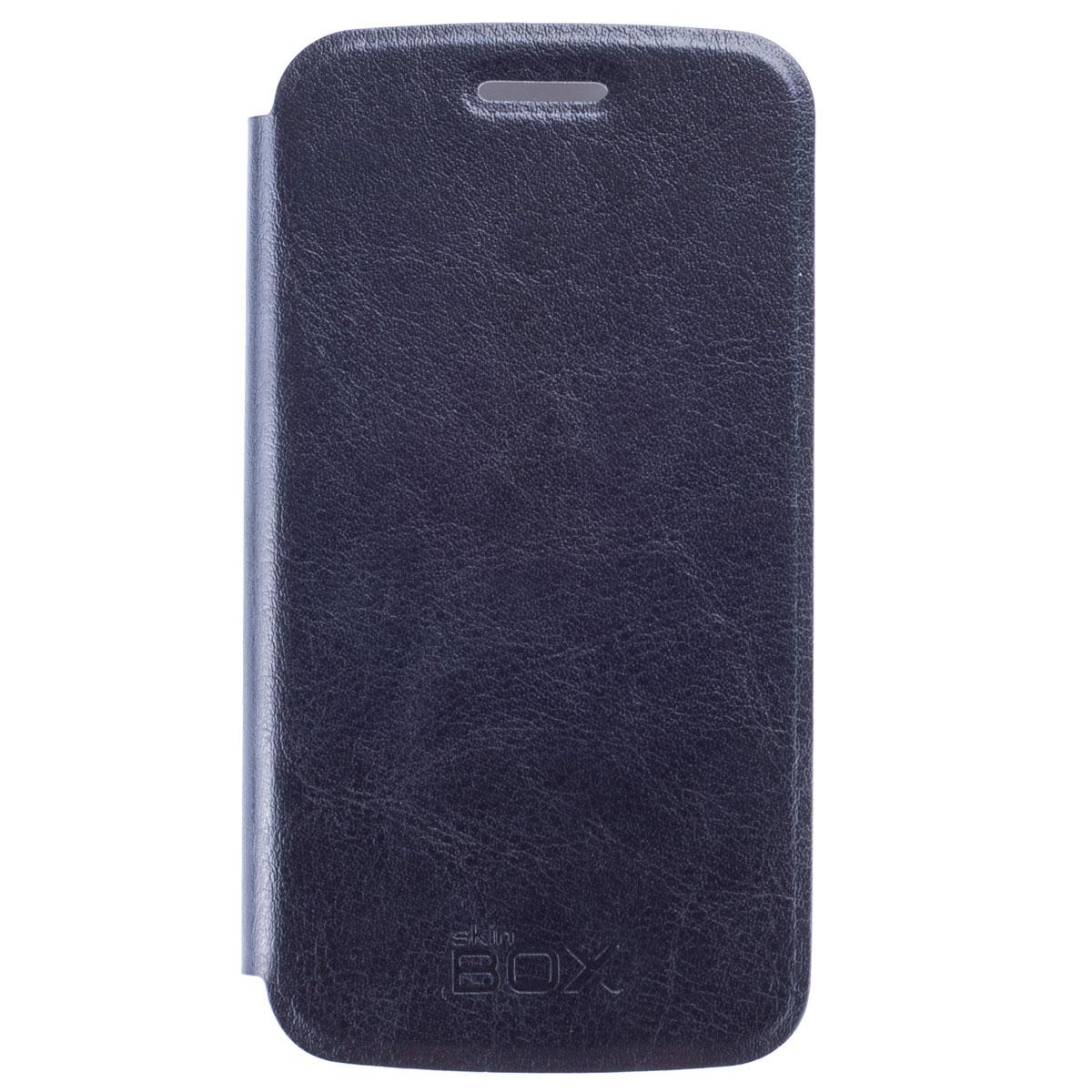 Skinbox Lux для Samsung Galaxy Ace 4 Lite, BlackT-S-SSMG313H-003Чехол Skinbox Lux выполнен из высококачественного поликарбоната и экокожи. Он обеспечивает надежную защиту корпуса и экрана смартфона и надолго сохраняет его привлекательный внешний вид. Чехол также обеспечивает свободный доступ ко всем разъемам и клавишам устройства.