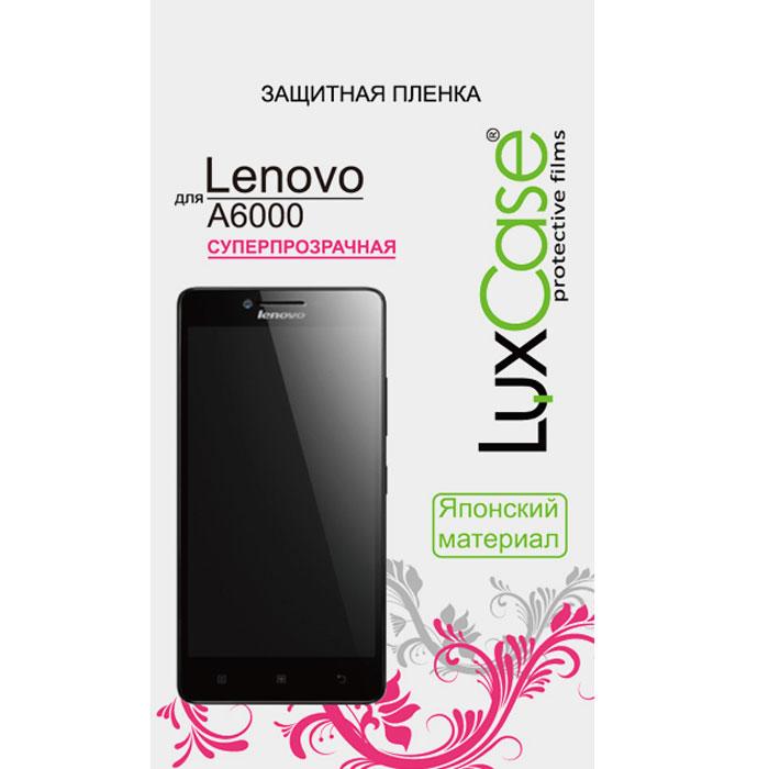 Luxcase защитная пленка для Lenovo A6000, суперпрозрачная