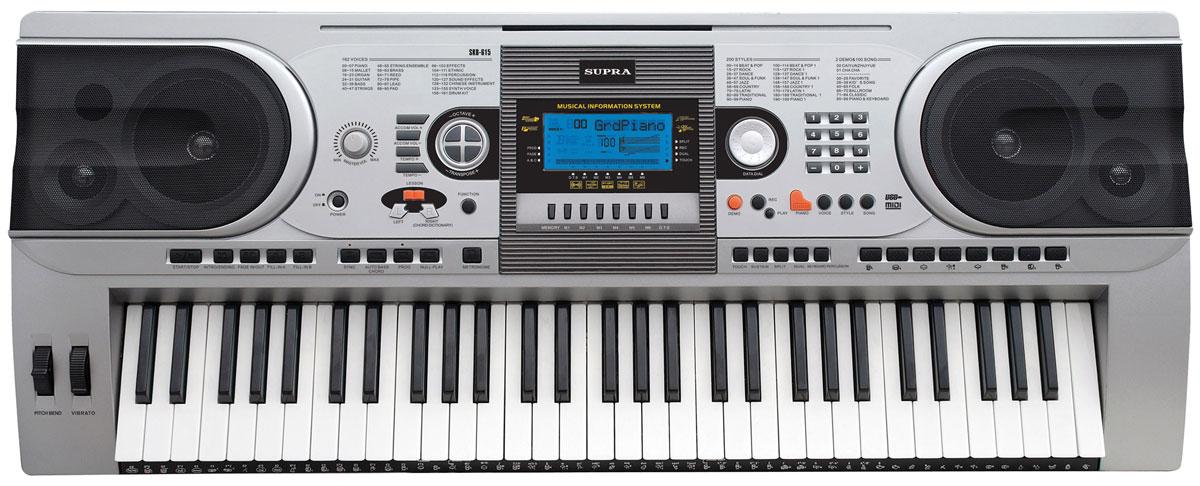 Supra SKB-615S цифровой синтезатор
