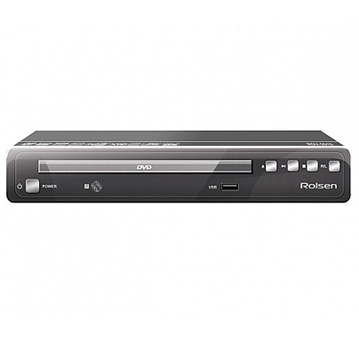 Rolsen RDV-2010 DVD-плеер ( 1-RLDB-RDV-2010 )