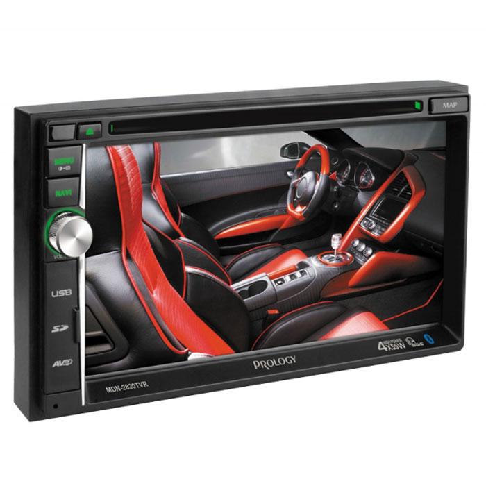 Prology MDN-2820T VR автомагнитола CD/DVD