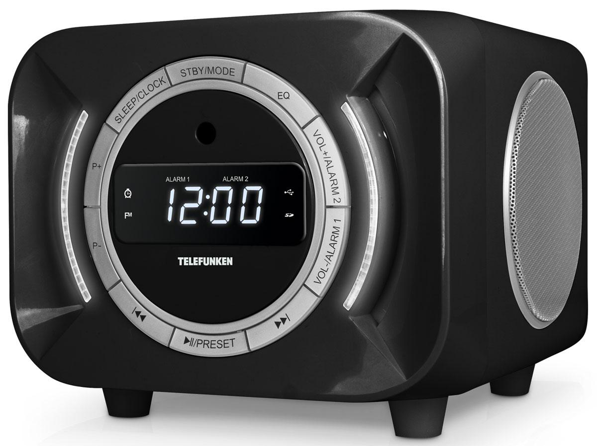 Telefunken TF-AS1203u, Black ��������������