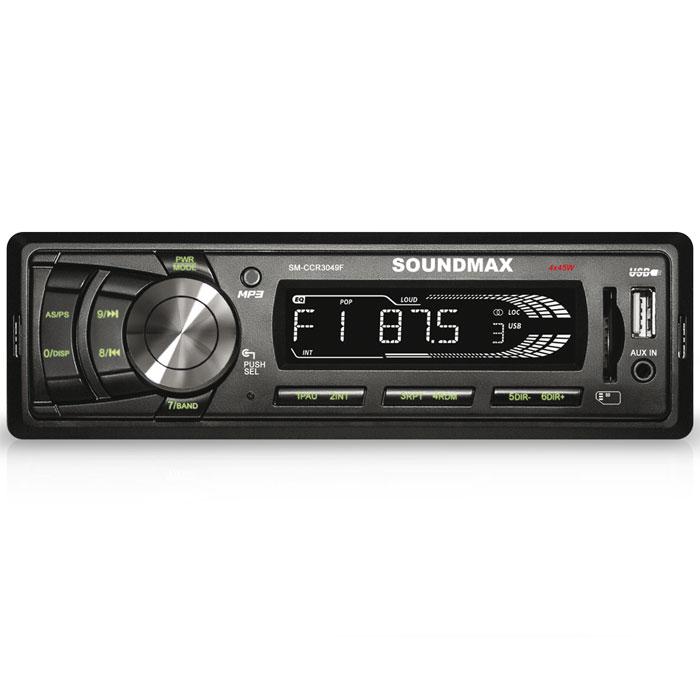 Soundmax SM-CCR3049F автомагнитола ( SM-CCR3049F )