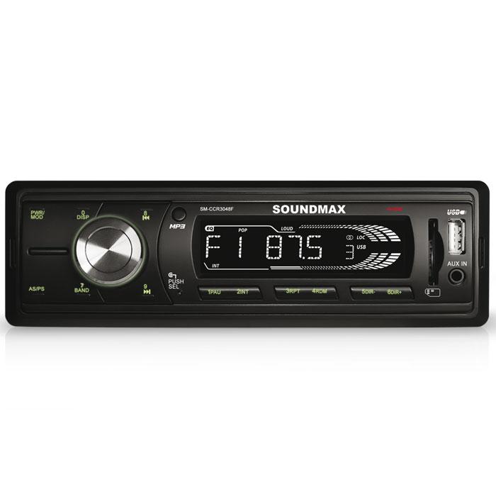 Soundmax SM-CCR3048F автомагнитола ( SM-CCR3048F )