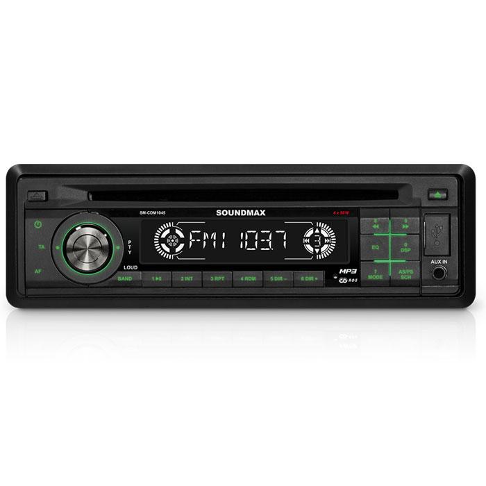 Soundmax SM-CDM1045 автомагнитола CD ( SM-CDM1045 )