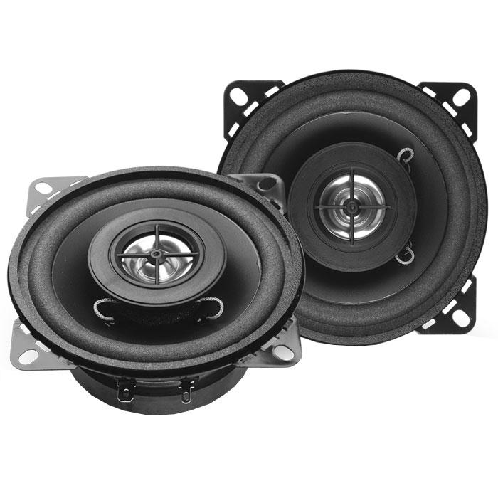 Soundmax SM-CF402 колонки автомобильныеSM-CF402Акустическая система Soundmax SM-CF402 предназначена для установки в штатные места автомобиля. Штатная акустическая система для многих автомобилей является опцией, причем обычно неоправданно дорогостоящей. Поэтому установка брендовой акустики взамен штатной иногда не только выгодна экономически, но и позволяет добиться более качественного звучания. Модель Soundmax SM-CF402 двухполосная коаксиальная, кроссовер встроенный, соответственно дополнительная настройка не требуется и акустическая система готова к работе сразу после монтажа.