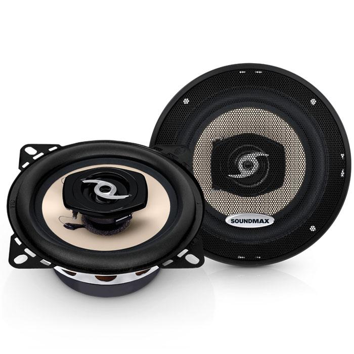 Soundmax SM-CSA402 колонки автомобильные