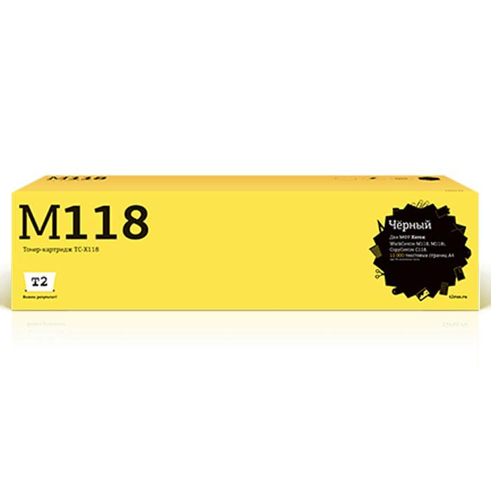 T2 TC-X118 тонер-картридж для Xerox WorkCentre M118/M118i/CopyCentre C118TC-X118